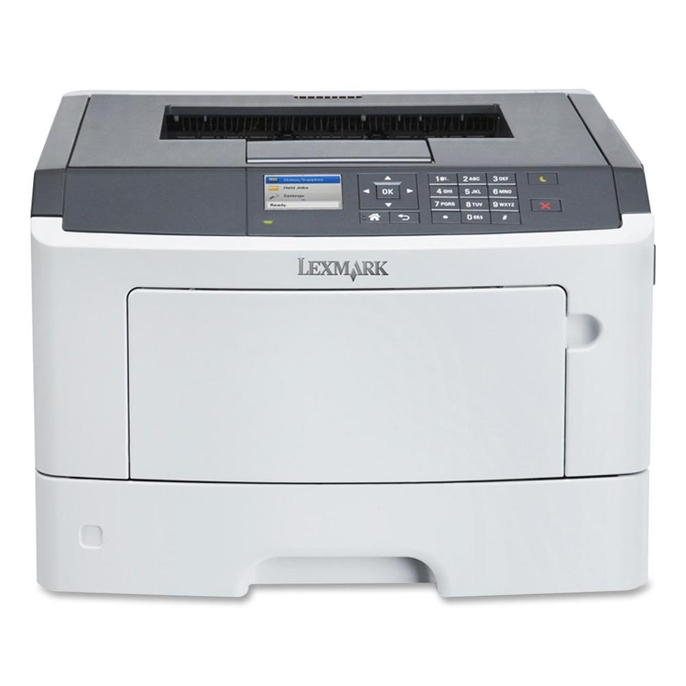 Lexmark MS510DN Laser Printer Refurbished (42 σελ/λεπτό) ΜΕ FULL TONER 10.000 ΣΕΛΙΔΩΝ