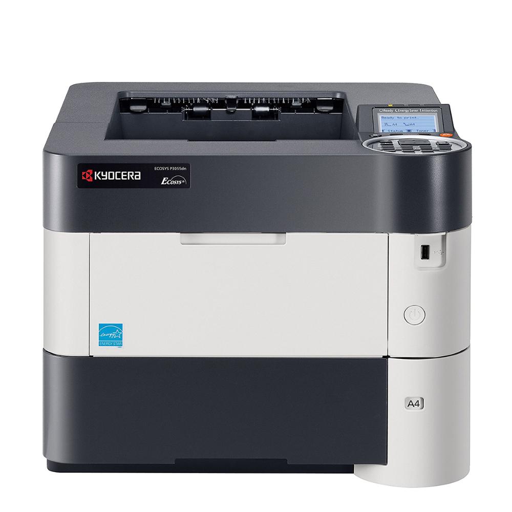 KYOCERA ECOSYS P3055dn laser printer