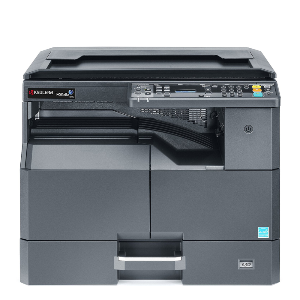 KYOCERA TASKalfa 1800 A3 laser multifunction printer