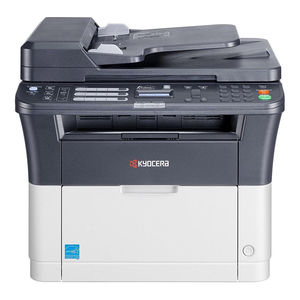 KYOCERA ECOSYS FS-1320MFP laser multifunction printer