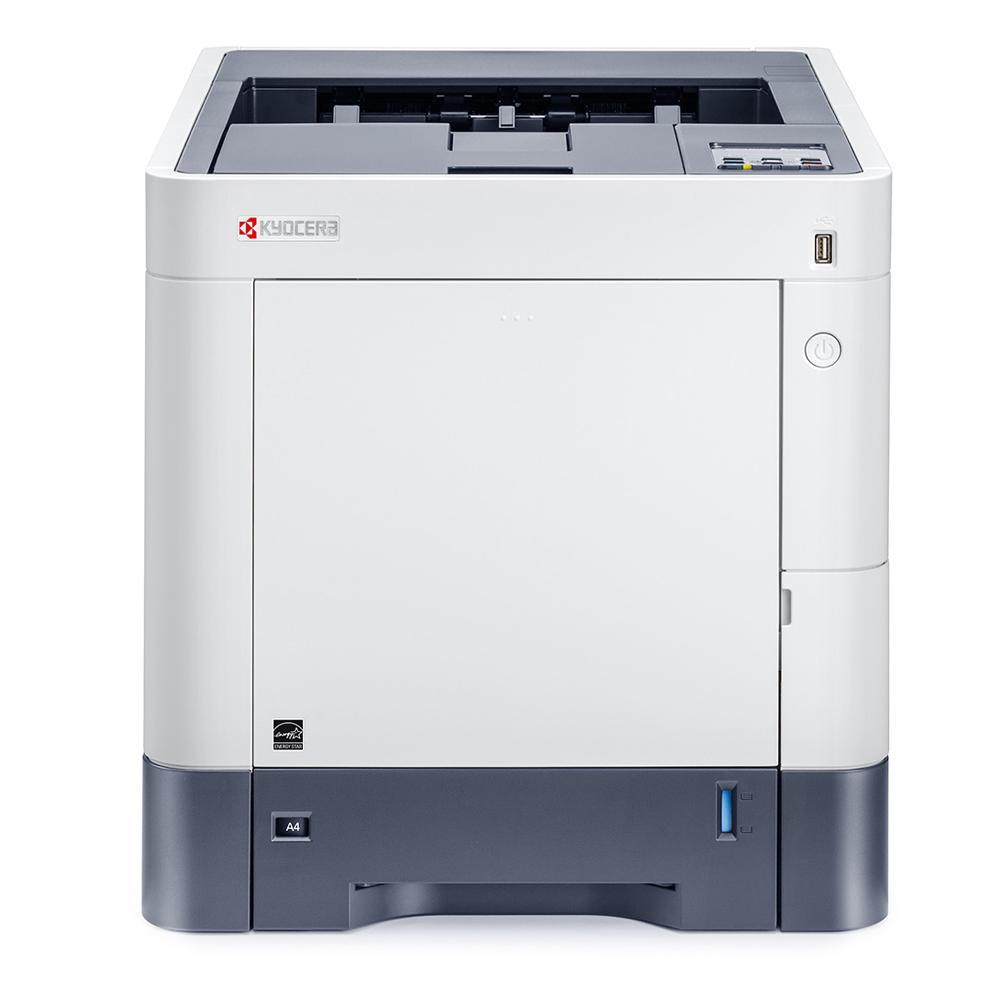 KYOCERA ECOSYS P6235cdn color laser printer Refurbished