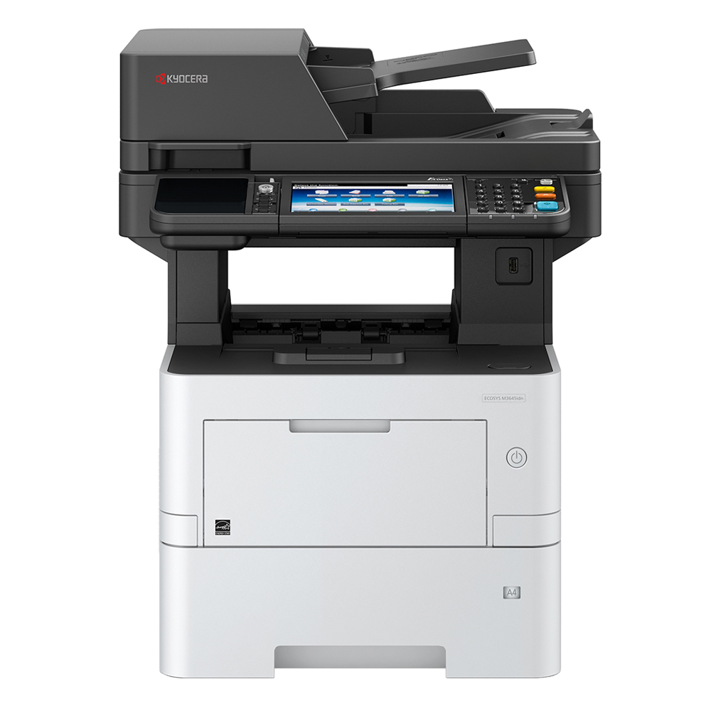 KYOCERA ECOSYS M3645idn mono laser multifunctional printer