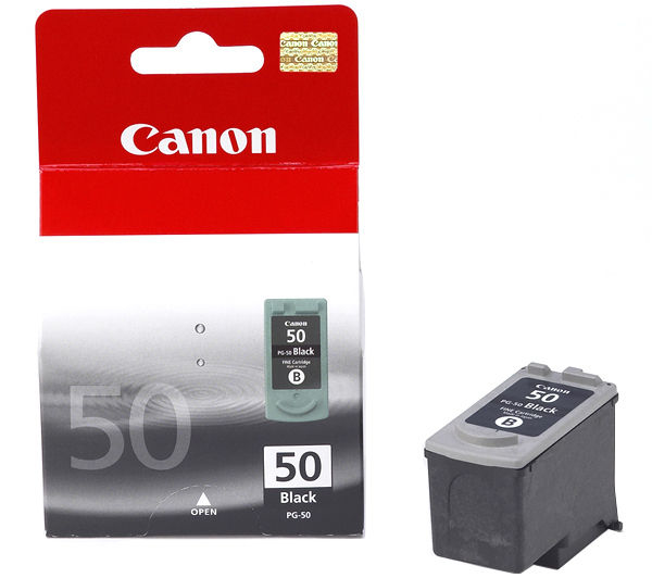Canon 0616B001 Black  Inkjet Cartridge (510 σελίδες) PG-50