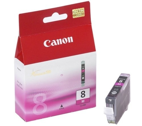 Canon 0622B001 Magenta Inkjet Cartridge (400 σελίδες) CLI-8