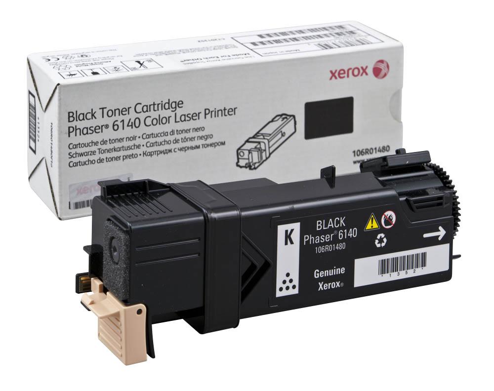 Xerox 106R01480 Black  Laser Toner  106R01480