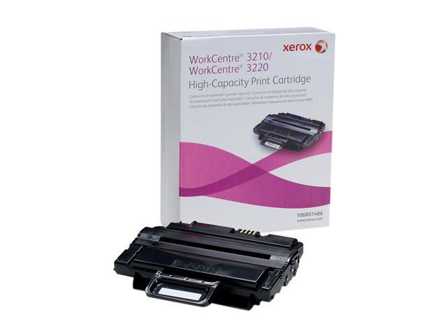 Xerox 106R01486 Black  Laser Toner  106R01486