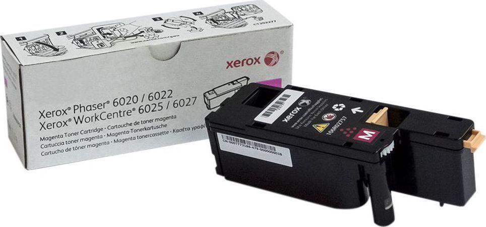 Xerox 106R02757 Magenta Laser Toner (1000 σελίδες) 106R02757