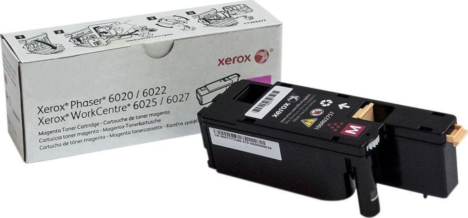 Xerox 106R02757 Magenta Laser Toner  106R02757