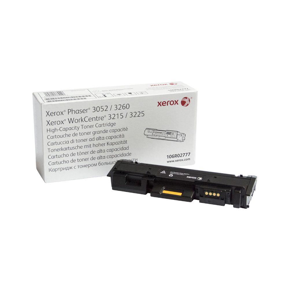 Xerox 106R02777 Black  Laser Toner  106R02777