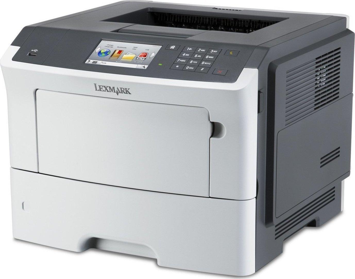 Lexmark Ms610de Refurbished (47 σελ/λεπτό) ΜΕ FULL TONER 10.000 ΣΕΛΙΔΩΝ