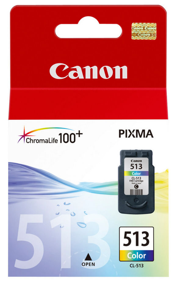 Canon 2971B001 Color Inkjet Cartridge (350 σελίδες) CL-513