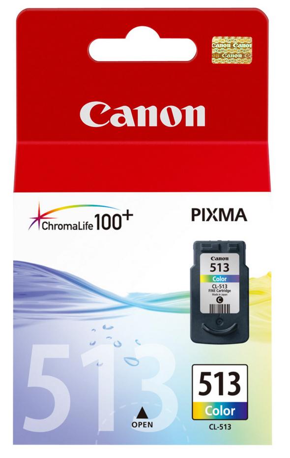 Canon 2971B001 Color Inkjet Cartridge (350 σελίδες) CL-513