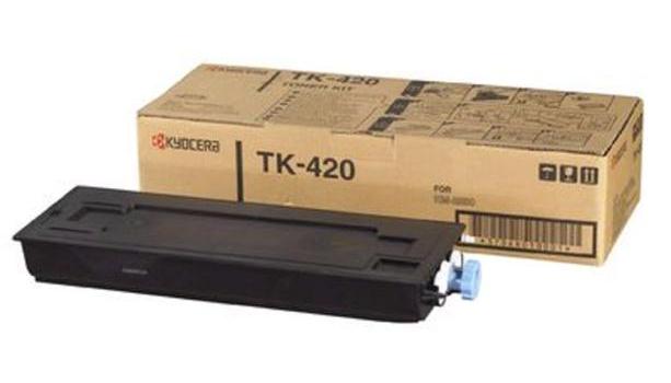 Kyocera 370AR010 Black  Laser Toner  TK-420