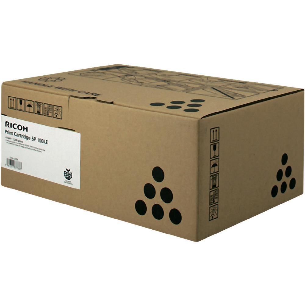 Ricoh 407166 Black  Laser Toner (1200 σελίδες) 407166