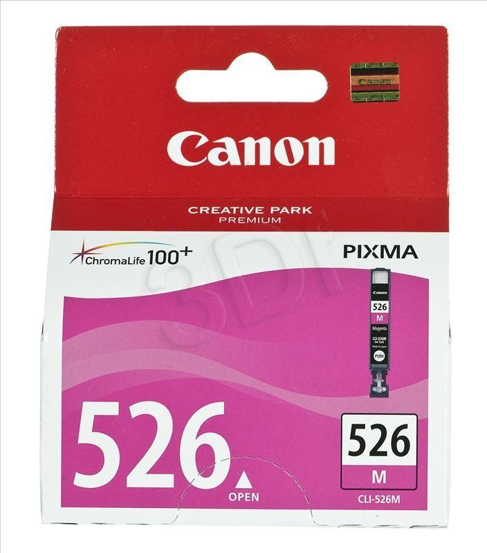 Canon 4542B001 Magenta Inkjet Cartridge (500 σελίδες) CLI-526