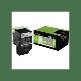 Lexmark 80C2SK0 Black  Laser Toner (2500 σελίδες) 802SK