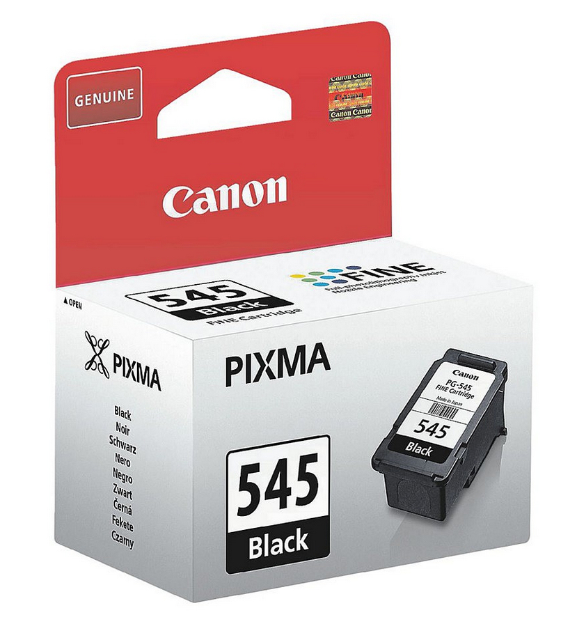 Canon 8287B001 Black  Inkjet Cartridge  PG-545