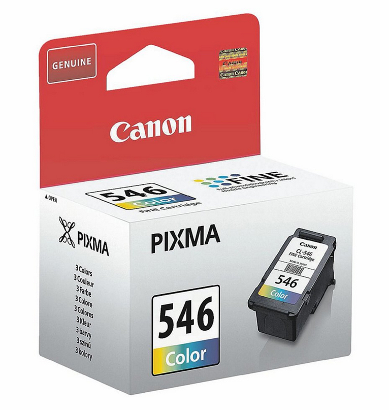 Canon 8289B001 Color Inkjet Cartridge (180 σελίδες) 546