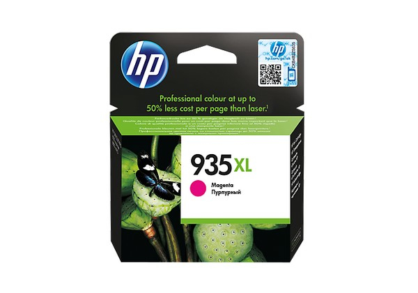 Hp C2P25AE Magenta Inkjet Cartridge (825 σελίδες) 935XL