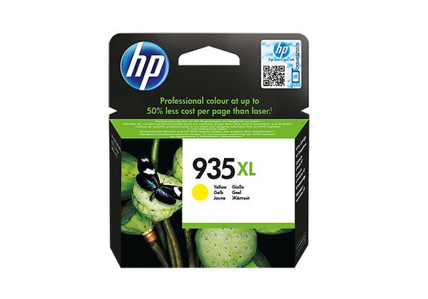 Hp C2P26AE Yellow Inkjet Cartridge (825 σελίδες) 935XL