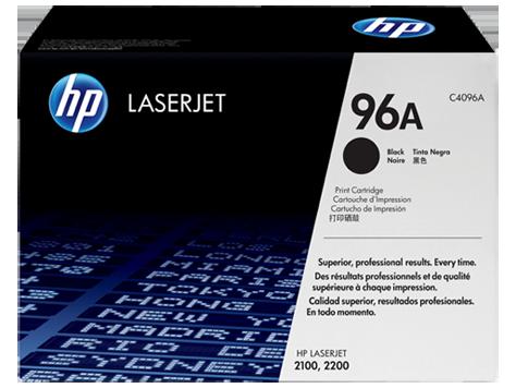 Hp C4096A Black  Laser Toner (5000 σελίδες) 96A