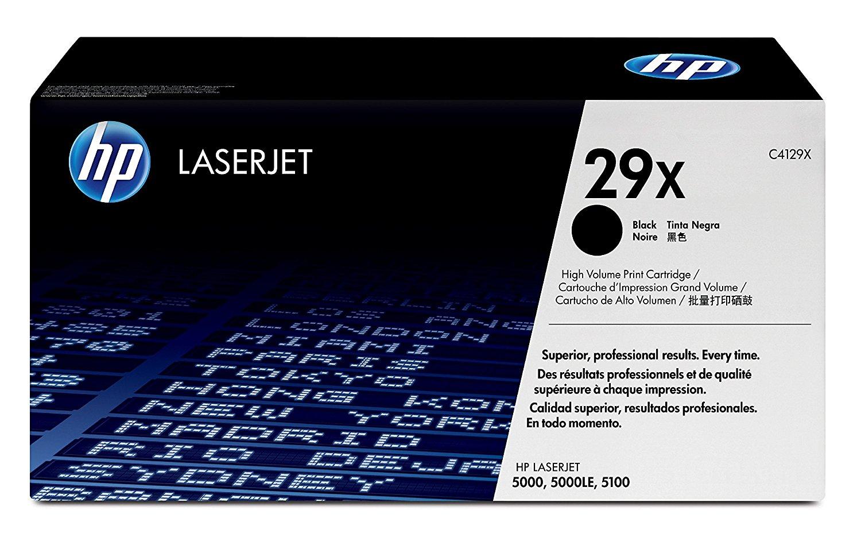 Hp C4129X Black  Laser Toner (10000 σελίδες) 29X