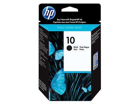 Hp C4844A Black  Inkjet Cartridge (2200 σελίδες) 10