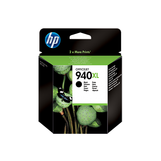 Hp C4906AE Black  Inkjet Cartridge (1400 σελίδες) 940XL