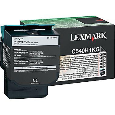Lexmark C540H1KG Black  Laser Toner  C540H1