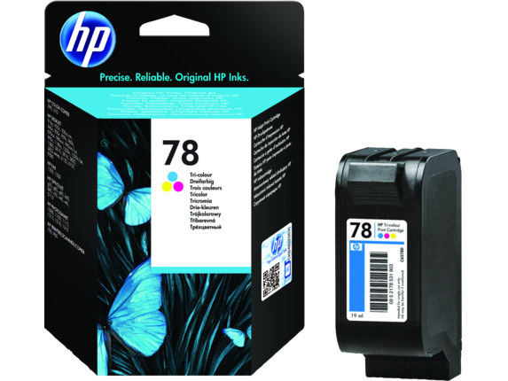 Hp C6578D Color Inkjet Cartridge (450 σελίδες) HP78