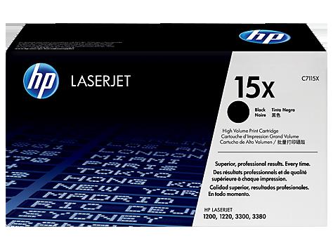 Hp C7115X Black  Laser Toner (3500 σελίδες) 15X
