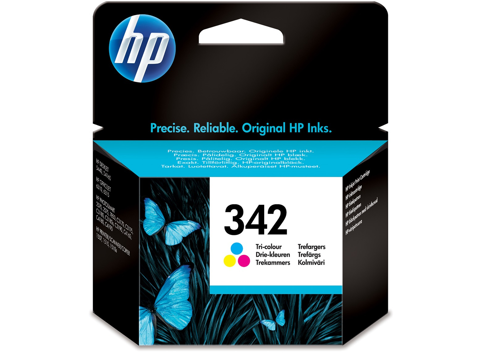 Hp C9361EE Color Inkjet Cartridge (175 σελίδες) 342