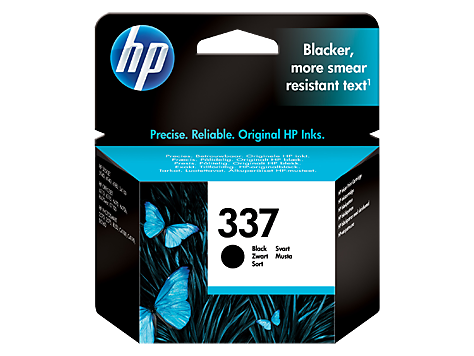 Hp C9364EE Black  Inkjet Cartridge  337