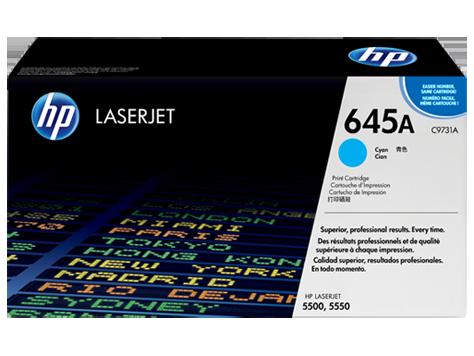 Hp C9731A Cyan Laser Toner (12000 σελίδες) 645A