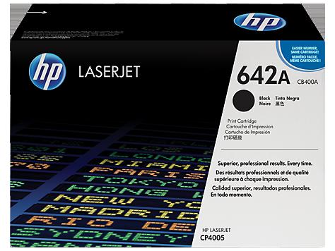 Hp CB400A Black  Laser Toner  642A