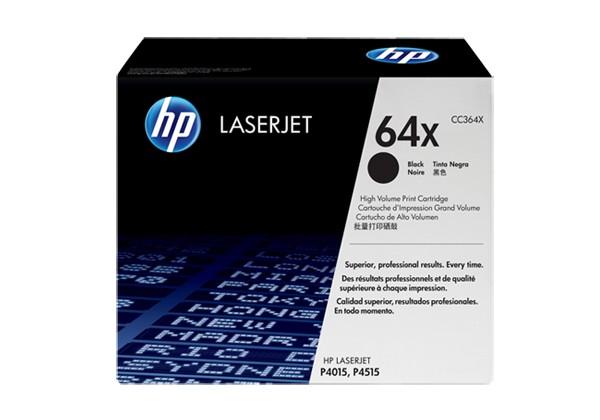 Hp CC364X Black  Laser Toner (24000 σελίδες) 64X