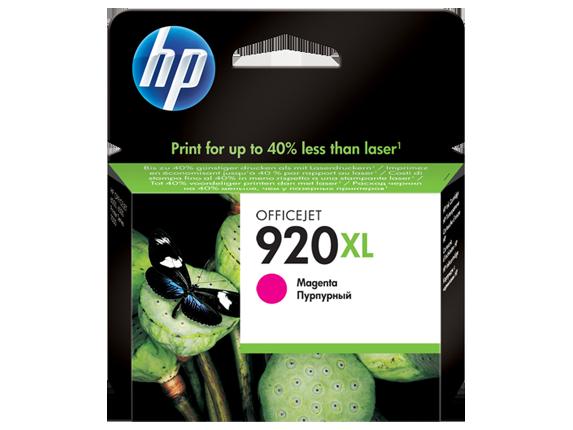 Hp CD973AE Magenta Inkjet Cartridge (700 σελίδες) 920XL
