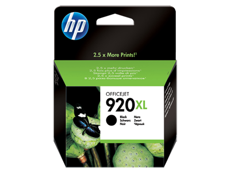 Hp CD975AE Black  Inkjet Cartridge (1200 σελίδες) 920XL