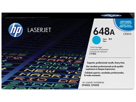 Hp CE261A Cyan Laser Toner (11000 σελίδες) 647A