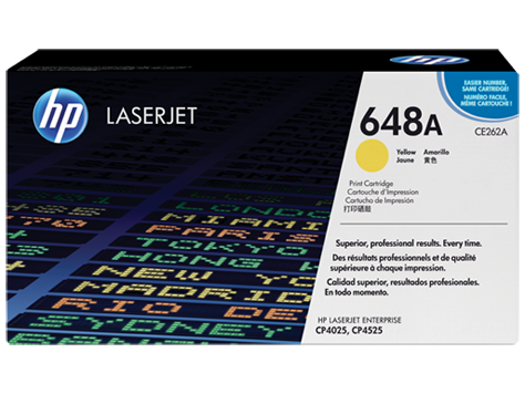 Hp CE262A Yellow Laser Toner (11000 σελίδες) 647A