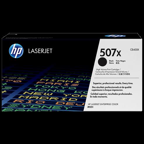 Hp CE400X Black  Laser Toner (11000 σελίδες) 507X