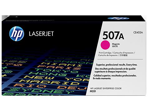 Hp CE403A Magenta Laser Toner (6000 σελίδες) 507A