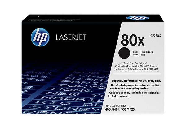 Hp CF280X Black  Laser Toner (6900 σελίδες) 80X
