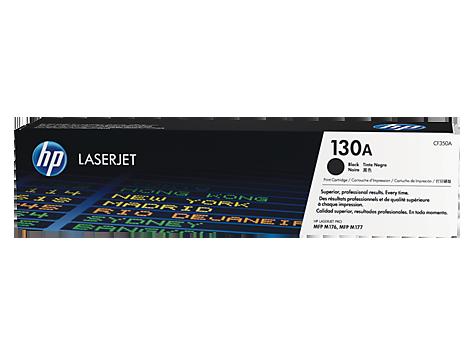 Hp CF350A Black  Laser Toner (1300 σελίδες) 130A