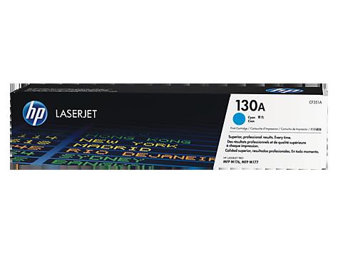 Hp CF351A Cyan Laser Toner (1000 σελίδες) 130A
