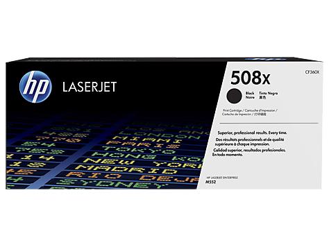 Hp CF360X Black  Laser Toner (12500 σελίδες) 508X