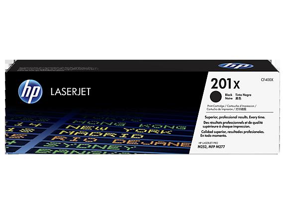 Hp CF400X Black  Laser Toner (2800 σελίδες) 201X