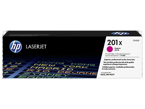 Hp CF403X Magenta Laser Toner (2300 σελίδες) 201X