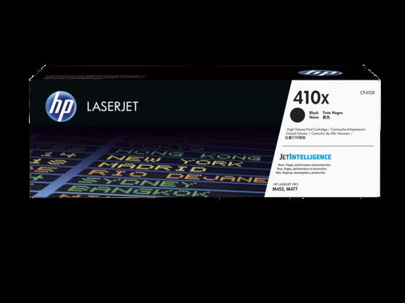 Hp CF410X Black  Laser Toner (6500 σελίδες) 410X
