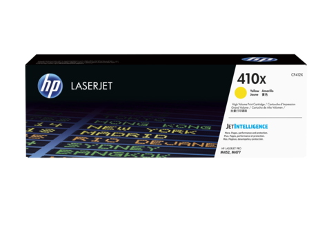 Hp CF412X Yellow Laser Toner (5000 σελίδες) 410X